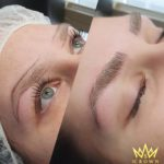 S-The Crown - Microblading